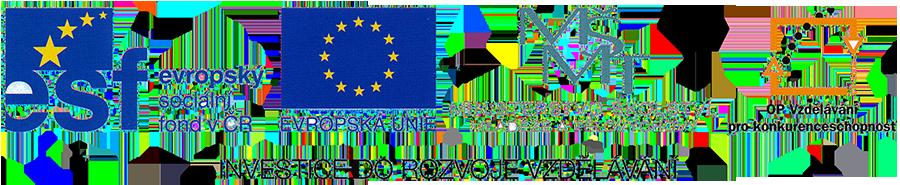 Logo EU Investice do vzdělání