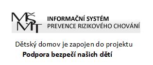 Logo Informační systém prevence rizikového chování