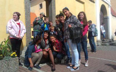 Školní výlet – 14. 6. 2016 Protivín
