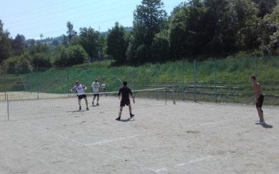 Benefiční turnaj v nohejbale