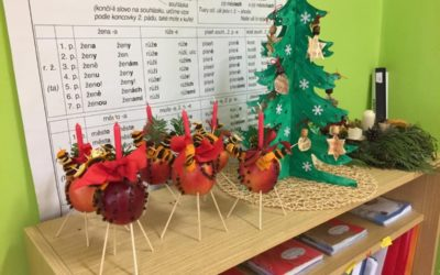 Tematický den – Vánoce